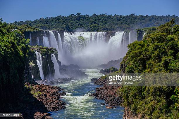 Iguacu falls, Devil's throat