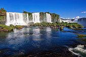 Iguacu falls (Cataratas do Iguacu)