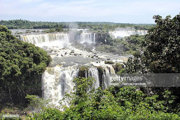 Iguassu Falls from the Brazilian side