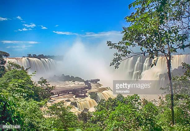 Iguaçu Falls - Garganta del diablo