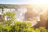 Iguaçu Waterfalls, UNESCO World Heritage Site