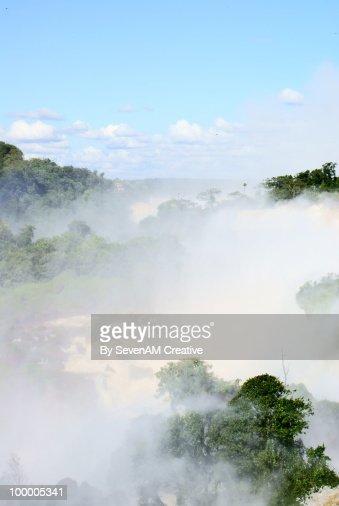 Iguazu falls Argentina : Stock-Foto