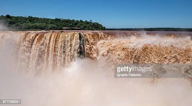 Iguazu falls, Foz do iguacu, Garganta del Diablo