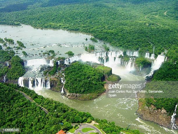 Iguazu falls (Brasil-Argentina)