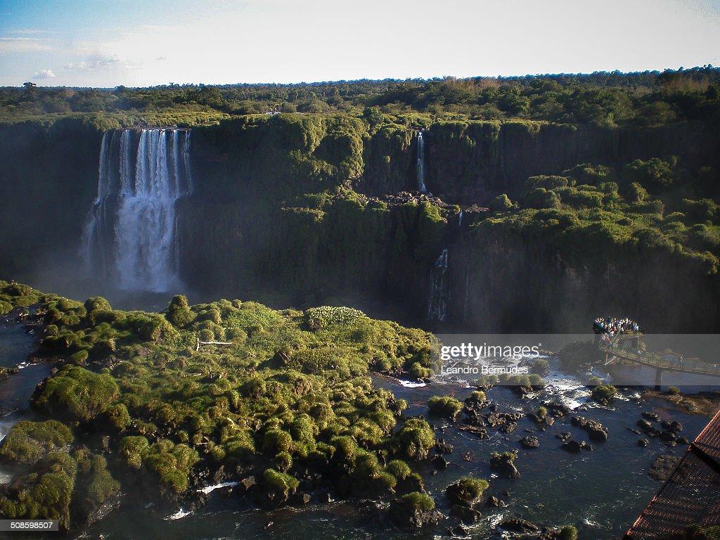 Iguazu falls : Foto de stock