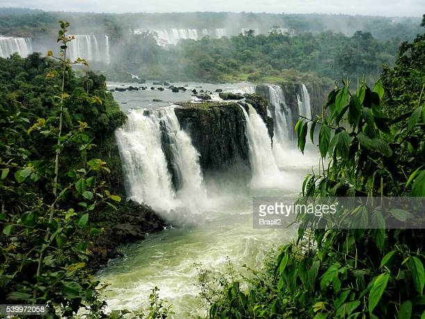 Iguacu Wasserfälle von Iguazu