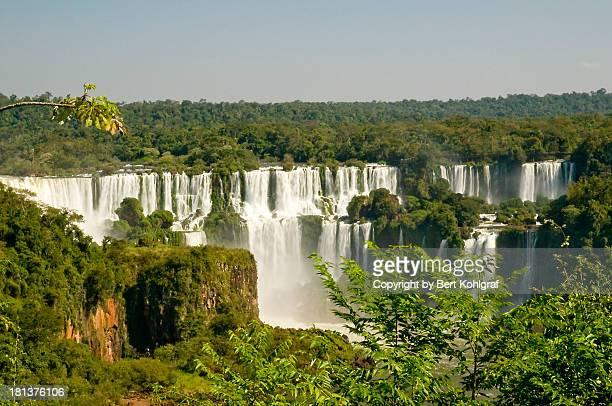 Iguazu Waterfalls, Brazil