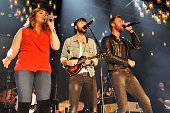 iHeartMedia presents Lady Antebellum at the 2014 ANA Masters of Marketing annual conference at Rosen Shingle Creek Resort Hotel on October 16 2014 in...
