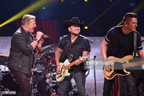 iHEARTRADIO COUNTRY MUSIC FESTIVAL '2015 iHeartRadio Country Festival' Pictured Rascal Flatts