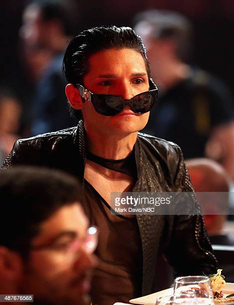 iHEARTRADIO MUSIC AWARDS Pictured Actor Corey Feldman attends the iHeartRadio Music Awards held at the Shrine Auditorium on May 1 2014