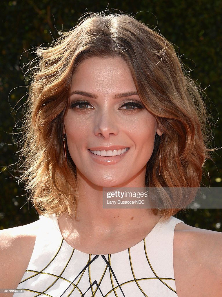Actress <a gi-track='captionPersonalityLinkClicked' href=/galleries/search?phrase=Ashley+Greene&family=editorial&specificpeople=781552 ng-click='$event.stopPropagation()'>Ashley Greene</a> arrives at the iHeartRadio Music Awards held at the Shrine Auditorium on May 1, 2014.