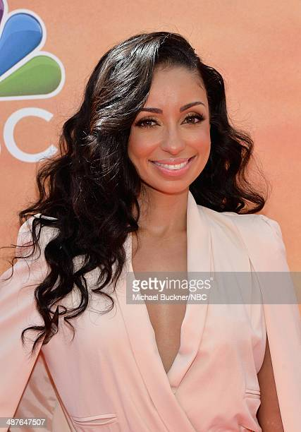 iHEARTRADIO MUSIC AWARDS Pictured Recording artist Mya arrives at the iHeartRadio Music Awards held at the Shrine Auditorium on May 1 2014