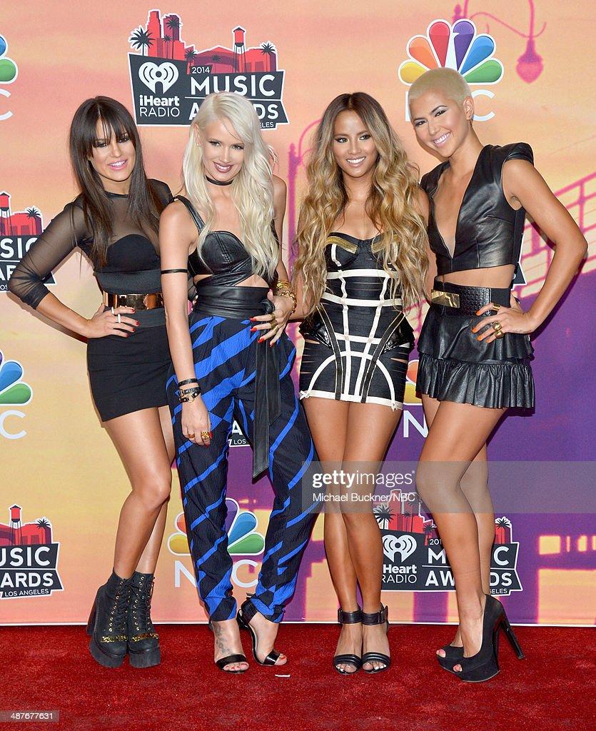 "NBC's ""2014 iHeartRadio Music Awards"" - Press Room"