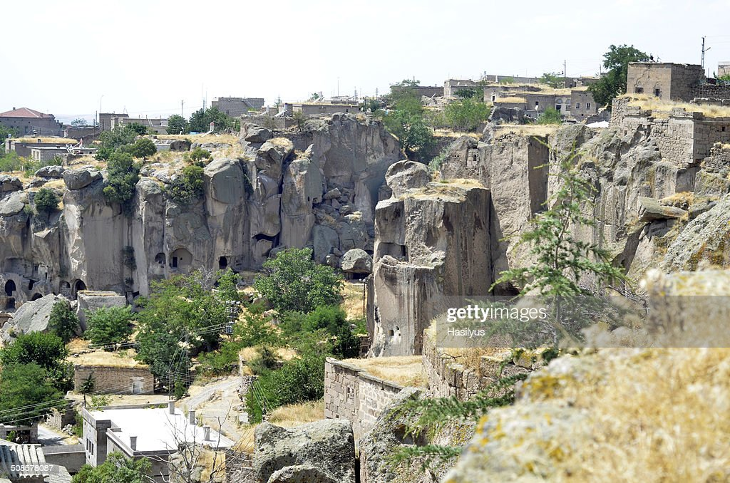 Ihlara Valley : Stock Photo