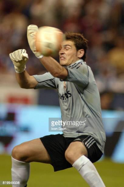 IIker CASILLAS Deportivo la Corogne / Real Madrid 9eme Journee de Liga Championnat Espagnol