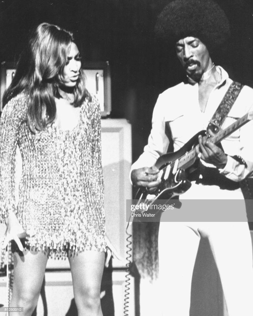 Ike & Tina Turner 1960's in London