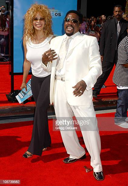 Ike Turner during 2005 BET Awards Arrivals at Kodak Theatre in Hollywood California United States