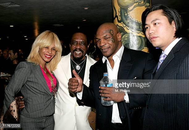 Ike Turner, Mike Tyson, John Nguyen, VIP Relations