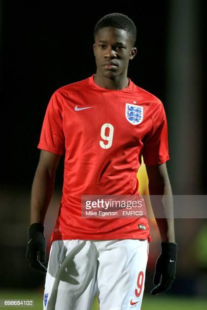 Ike Ugbo England Under 17