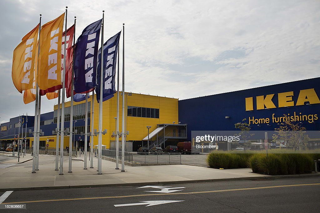 inside an ikea store ahead of durable goods figures getty images. Black Bedroom Furniture Sets. Home Design Ideas