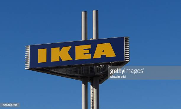 Ikea Moebelhaus in BerlinSpandau Firmenlogo