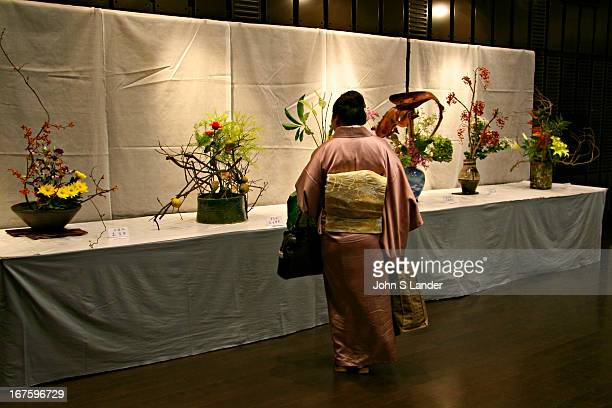 Ikebana is the Japanese art of flower arrangement also known as kado November 3 is Japanese Culture Day a national holiday in Japan which originally...