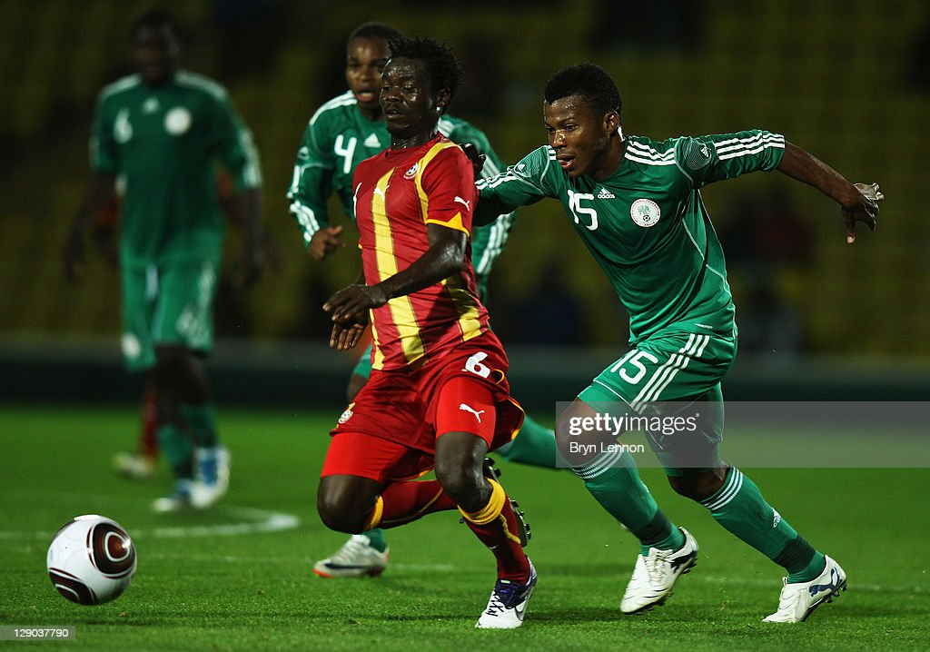 Ghana v Nigeria - International Friendly