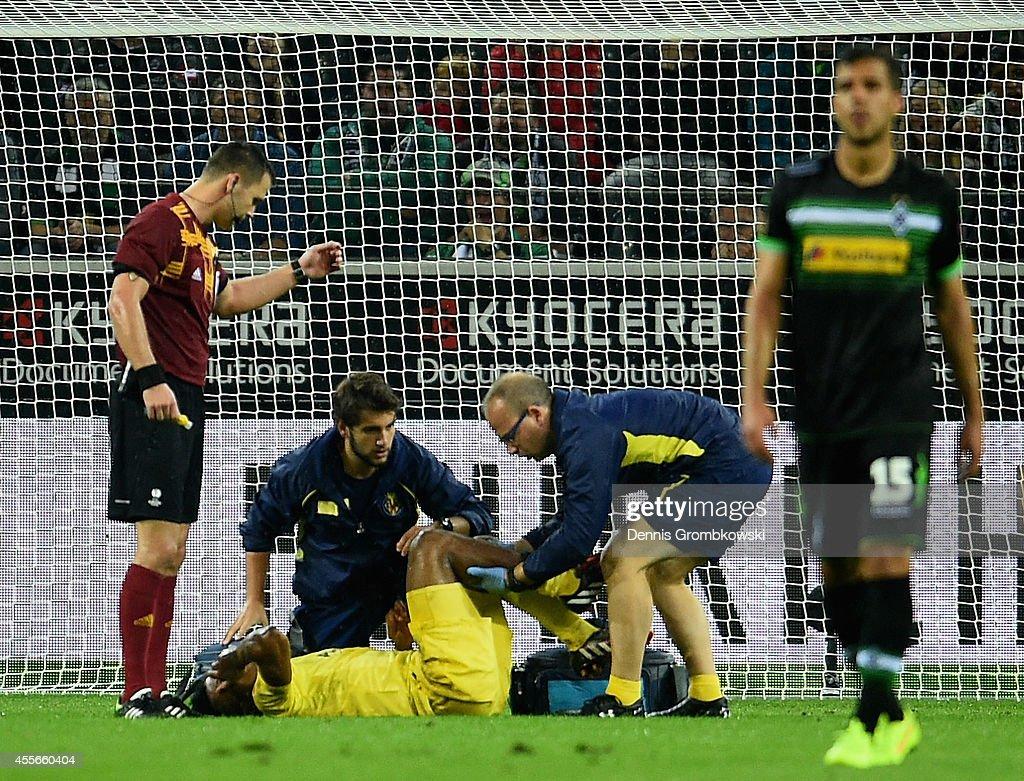 Borussia Moenchengladbach v Villarreal CF - UEFA Europa League