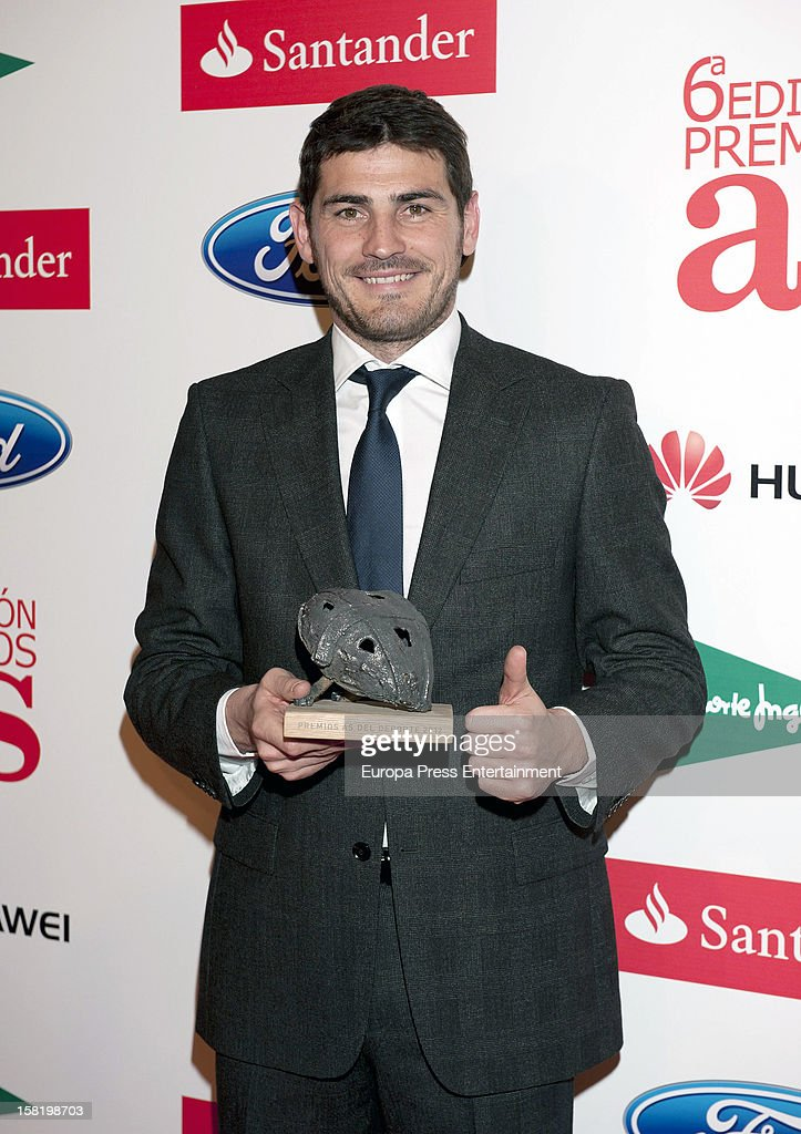 As Del Deporte' Awards 2012 - Photocall