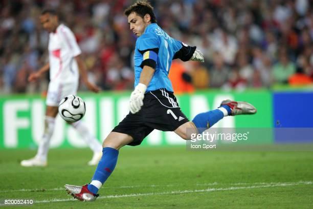Iker CASILLAS France / Espagne Coupe du Monde 2006