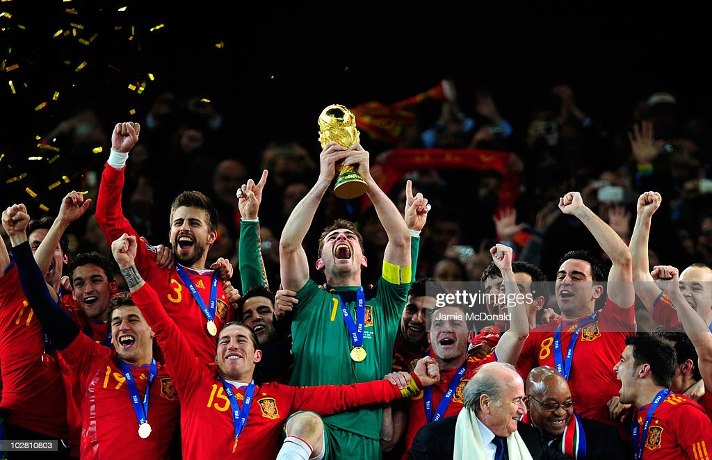 an essay of fifa world cup 2010 The 2010 world cup also marked: the first time european teams have won consecutive world cups since italy retained the title in 1938 the first new winner, and the first new finalist, since france in 1998.