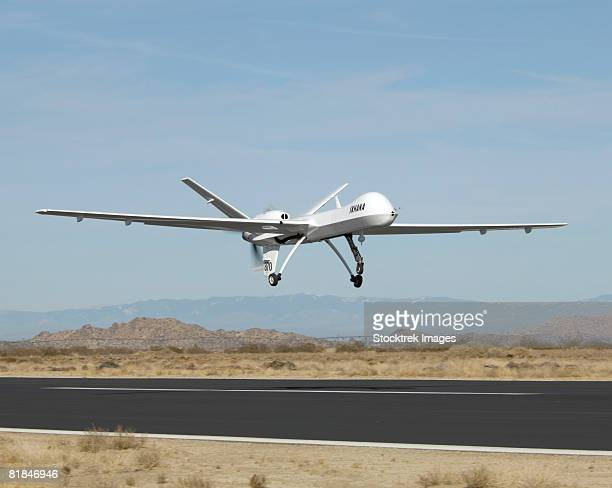 Ikhana unmanned aerial vehicle.