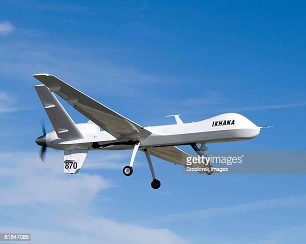 Ikhana unmanned aerial vehicle.