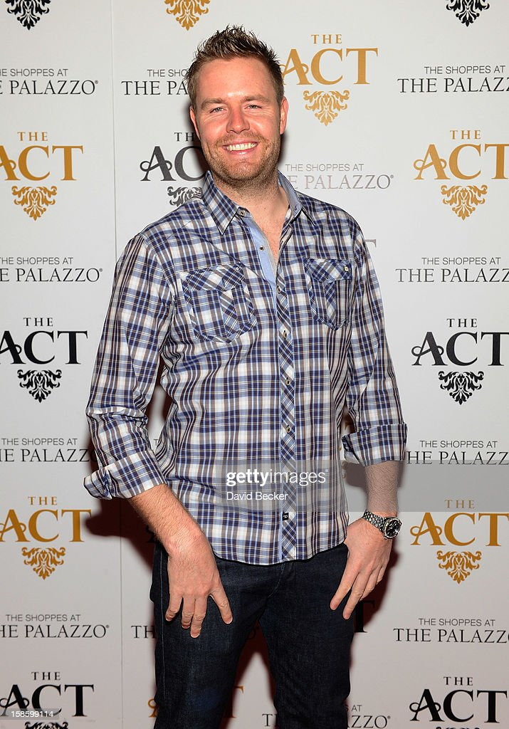 DJ Ikon arrives at The Act at The Palazzo on December 19, 2012 in Las Vegas, Nevada.