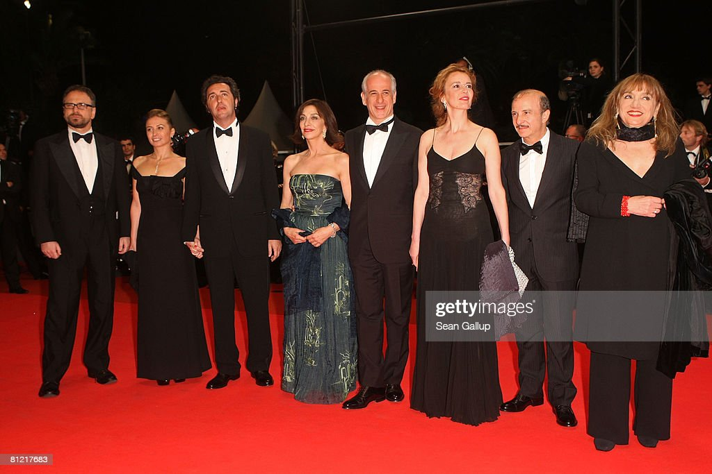 Il divo premiere getty images - Il divo cast ...