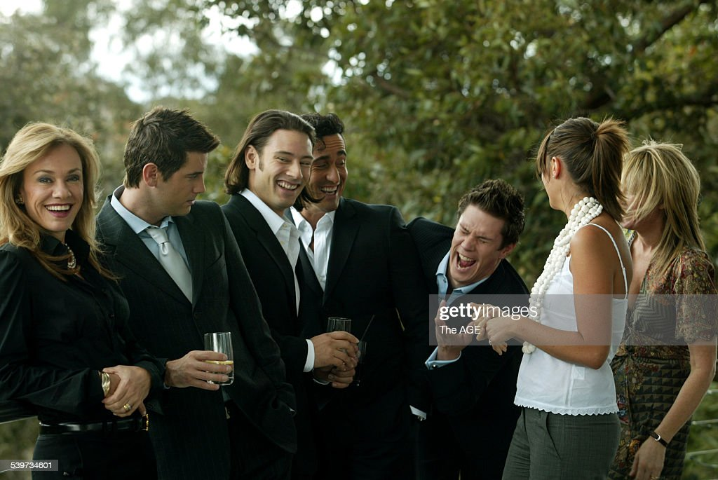 Il divo tenor group host a ladies brunch as part of the - Il divo news ...