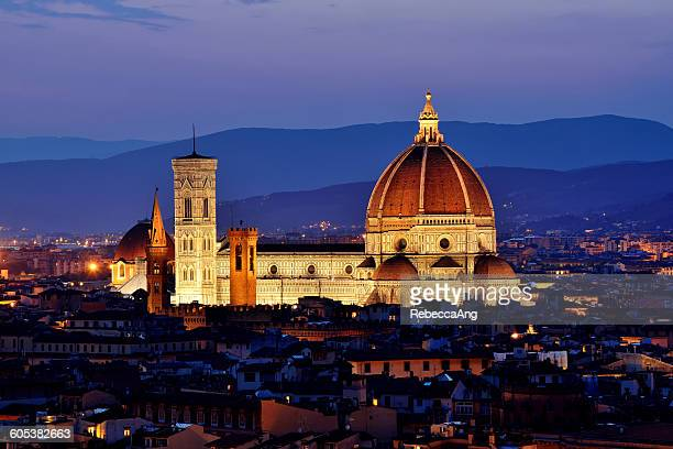 Il Duomo di Firenze, Florence, Tuscany, Italy