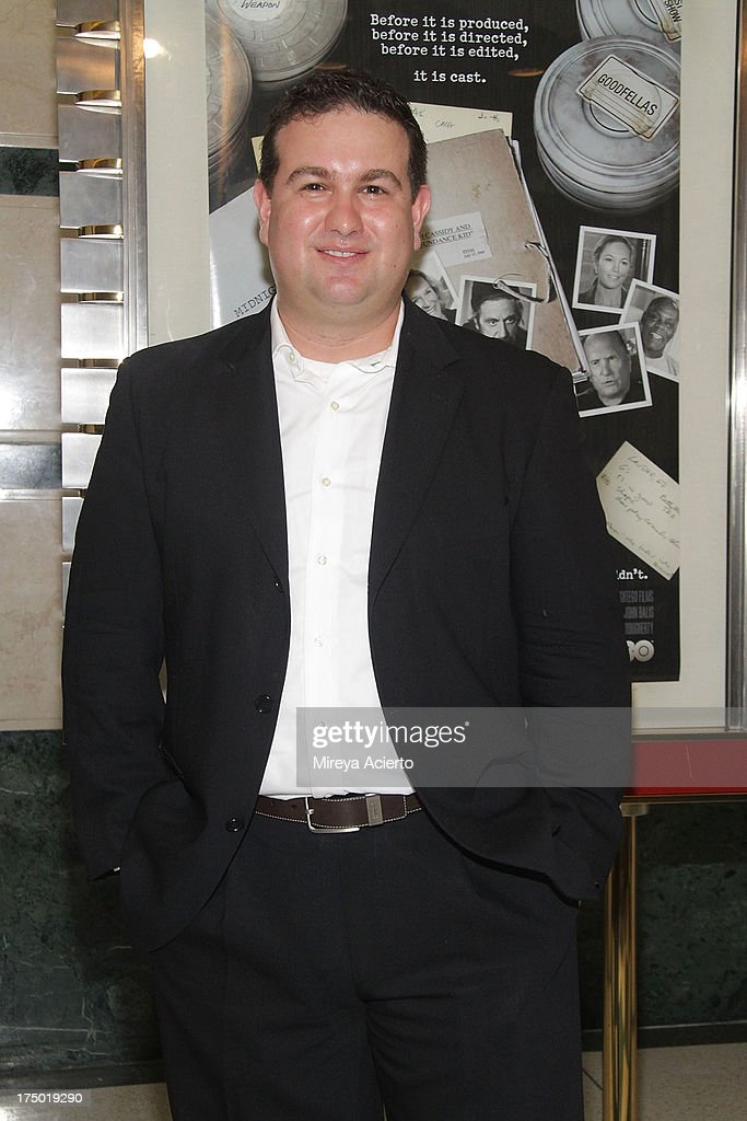 Ilan Arboleda attends the 'Casting By' premiere at HBO Theater on July 29, 2013 in New York City.