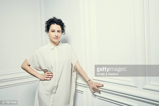 Ilana Glazer of 'Broad City' poses for a portrait in the Getty Images SXSW Portrait Studio Powered By Samsung on March 13 2016 in Austin Texas
