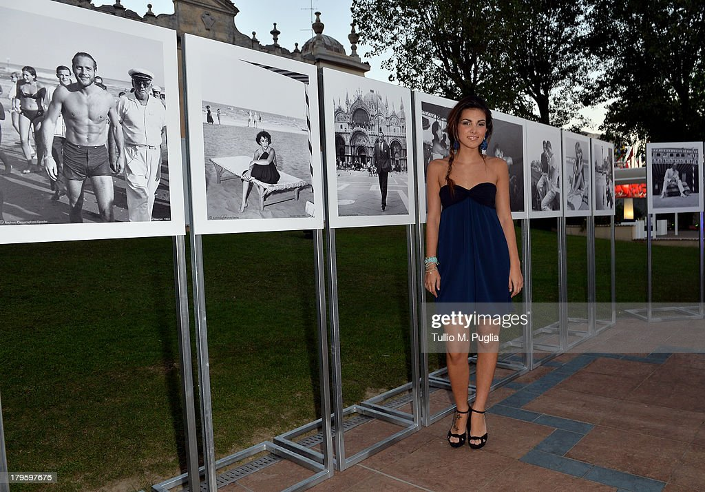 Ilaria de Laurentiis attends the 70th Venice International Film Festival at Terrazza Maserati on September 5, 2013 in Venice, Italy.