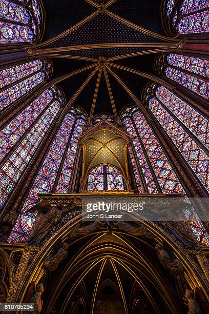 Ile de la Cite in Paris has more to offer than just Notre Dame Cathedral Sainte Chapelle is a jewel of Gothic art built during the 12th century for...