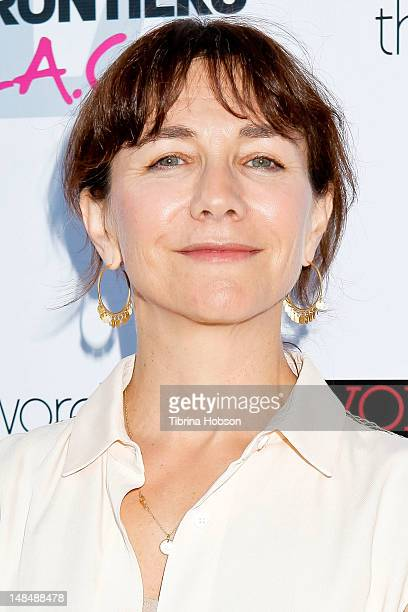 Ilene Chaiken attends the season 3 premiere of Showtime's 'The Real L Word' held at Revolver on July 17 2012 in West Hollywood California