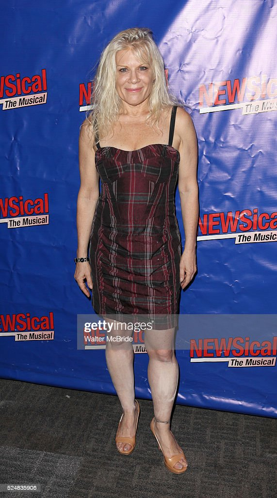 Ilene Kristen attending the Opening Night Performance of Perez Hilton in 'NEWSical The Musical' at the Kirk Theatre in New York City on September 17...
