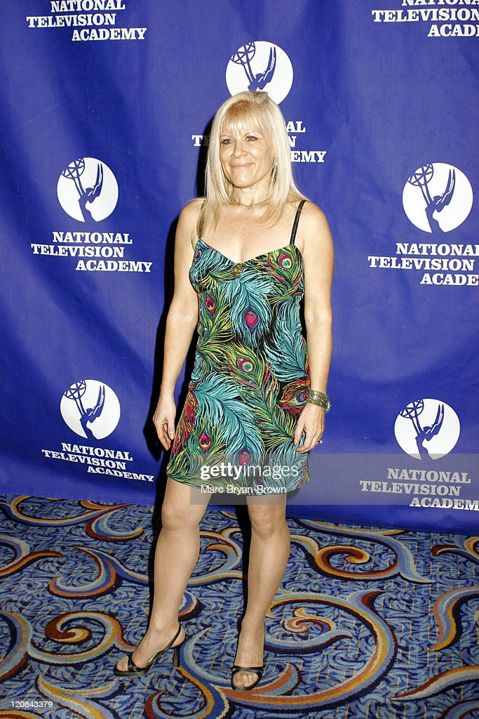 Ilene Kristen of 'One Life to Live' during The 32nd Annual Creative Craft Daytime Emmy Awards at Mariott Marquis Hotel in New York City New York...