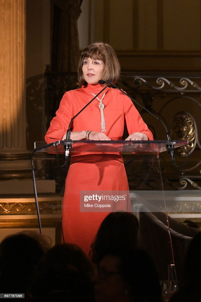 Ilene Wachs speaks onstage at The 7th Annual Elly Awards at The Plaza Hotel on June 19, 2017 in New York City.