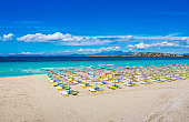 Ilica Beach is the most excotic beach in Izmir Province of Turkey.