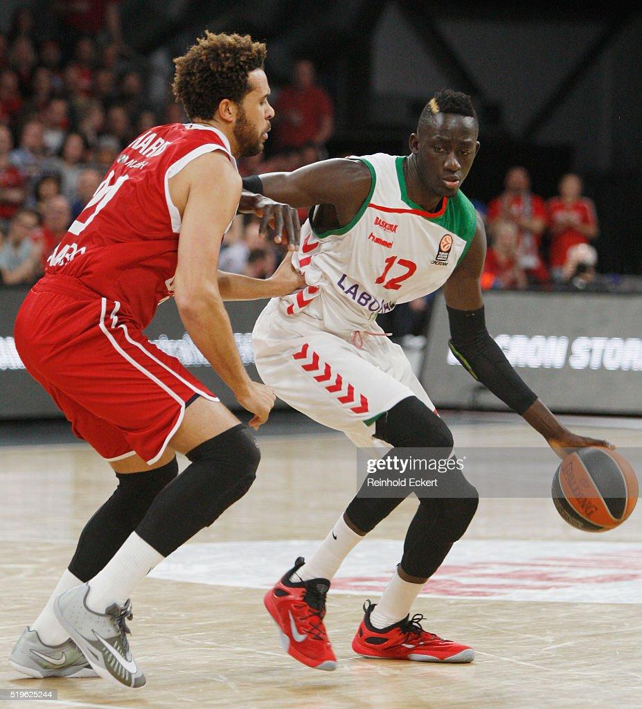 Brose Baskets Bamberg v Laboral Kutxa Vitoria Gasteiz - Turkish Airlines Euroleague