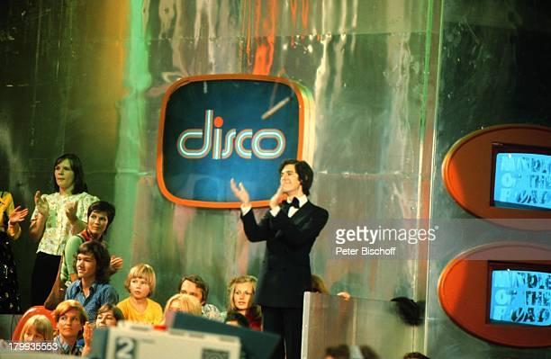Ilja Richter 'Disco' ZDFShow