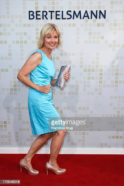 Ilka Essmueller attends the Bertelsmann Summer Party at the Bertelsmann representative office on June 6 2013 in Berlin Germany