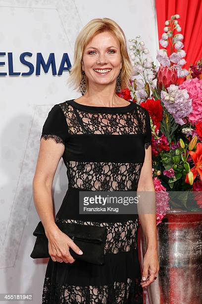 Ilka Essmueller attends the Bertelsmann Summer Party at the Bertelsmann representative office on September 10 2014 in Berlin Germany